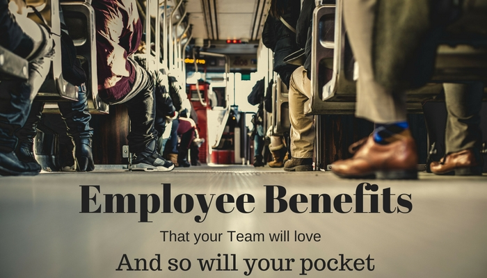Employee Benefits That Your Team Will Love And so Will Your Pocket